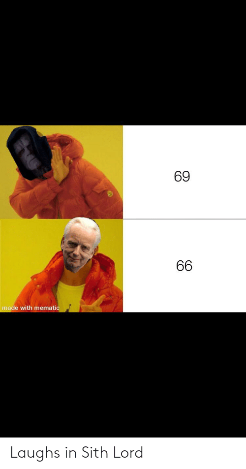 Laughs: Laughs in Sith Lord