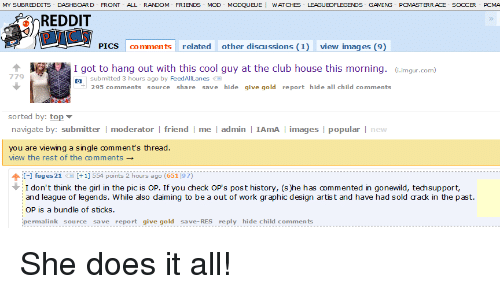 LEAGUBOFLEGENDS REDDIT PICS Comments Related Other Discussions 1