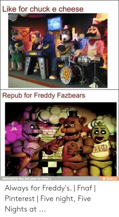 25 Best Memes About Five Nights At Chuck E Cheese Meme