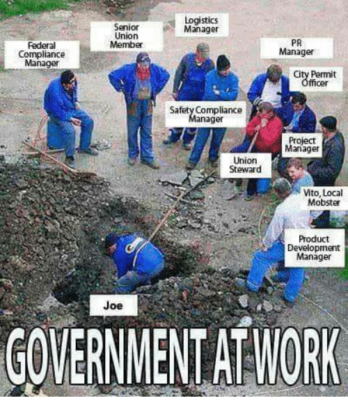 project manager: Logistics  Manager  Senior  Union  Member  Federal  Compliance  Manager  PR  Manager  Permit  fficer  Safety Compliance  anager  Project  Manager  Union  Steward  ito, Local  Mobster  Product  Developnent  Manager  Joe  GOVERNVENT ATWORK