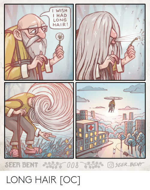 Long: LONG HAIR [OC]