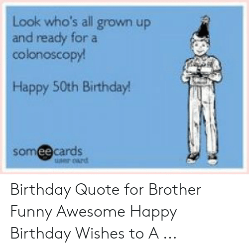 🅱️ 25+ Best Memes About Funny Brother Birthday Memes ...