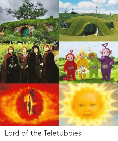 Teletubbies: Lord of the Teletubbies