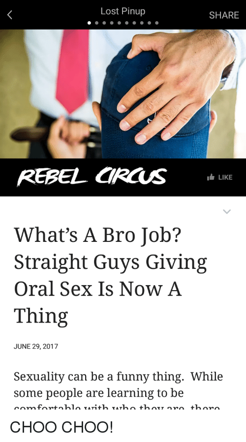 what is a bro