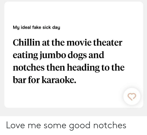 Some Good: Love me some good notches