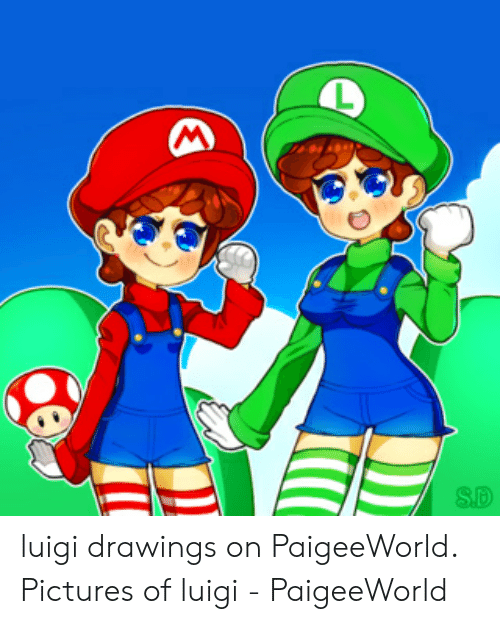 Paigeeworld: luigi drawings on PaigeeWorld. Pictures of luigi - PaigeeWorld