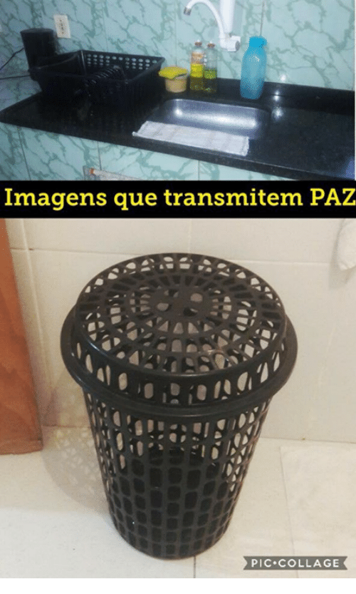 Collage, Pt-Br (Brazilian Portuguese), and International: magens que transmitem PAZ  PIC.COLLAGE