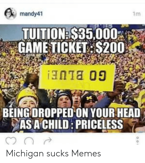 25 Best Memes About Michigan Sucks Memes Michigan Sucks Memes