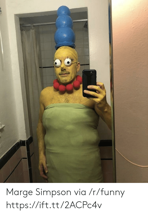 Funny, Marge Simpson, and Simpson: Marge Simpson via /r/funny https://ift.tt/2ACPc4v