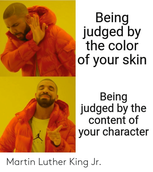 Martin Luther King: Martin Luther King Jr.