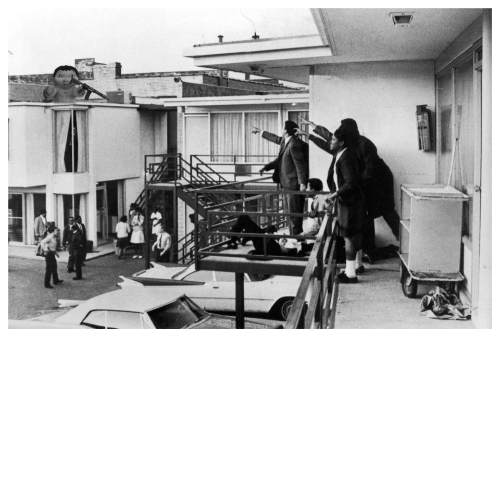 Martin Luther King: Martin Luther King, Jr. Is Assassinated, 1968
