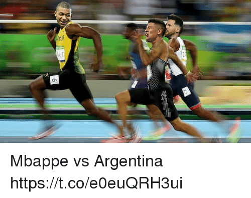 Memes, Argentina, and 🤖: Mbappe vs Argentina https://t.co/e0euQRH3ui