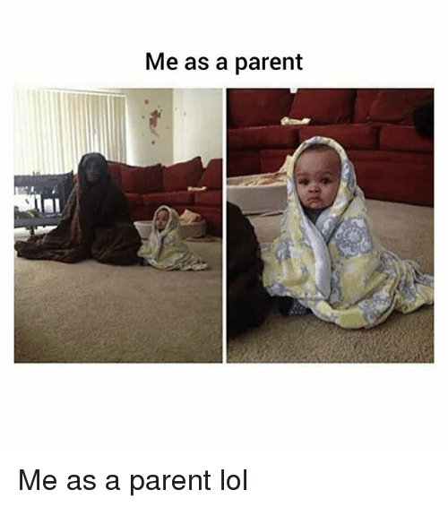 Lol, Memes, and 🤖: Me as a parent Me as a parent lol