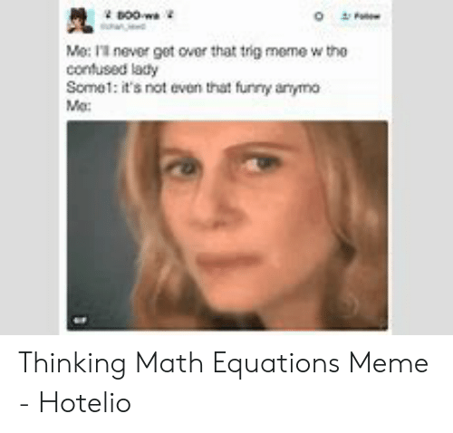 🅱️ 25+ Best Memes About Math Equations | Math Equations Memes