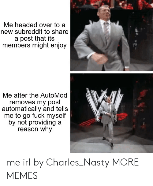 Charles: me irl by Charles_Nasty MORE MEMES