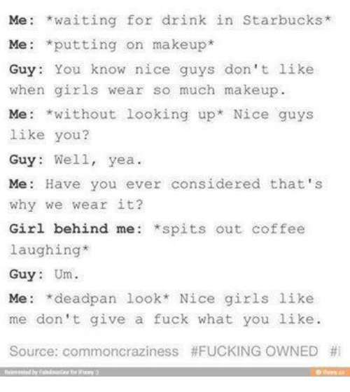 what guys dont like in girls