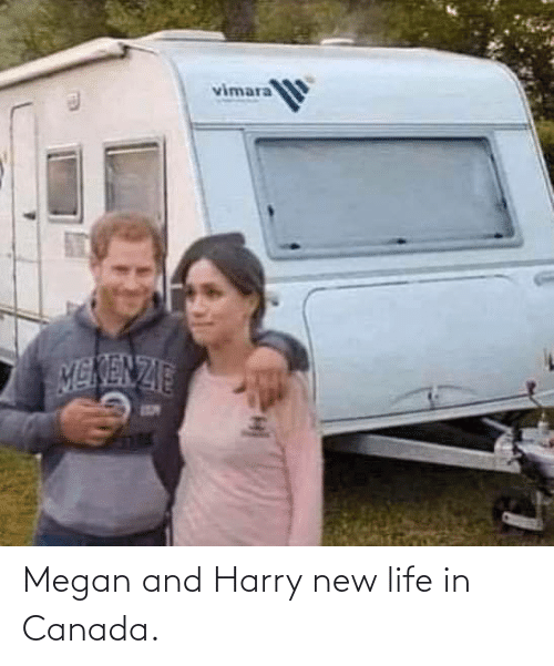 harry: Megan and Harry new life in Canada.