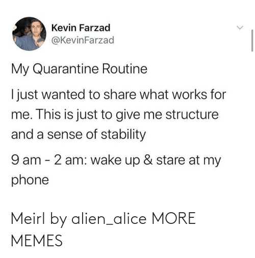 Alien: Meirl by alien_alice MORE MEMES