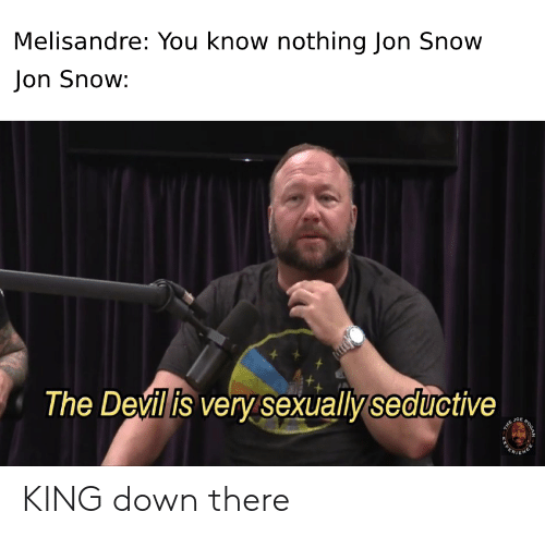25 Best Memes About You Know Nothing Jon Snow You Know