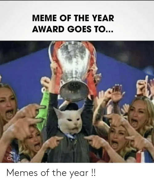 Memes Of: MEME OF THE YEAR  AWARD GOES TO...  Ch Memes of the year !!