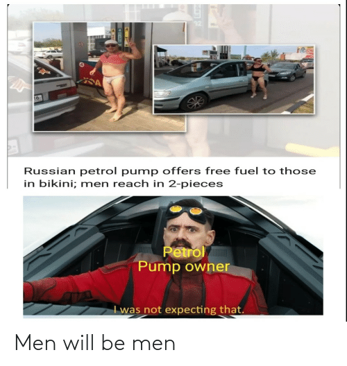 men: Men will be men
