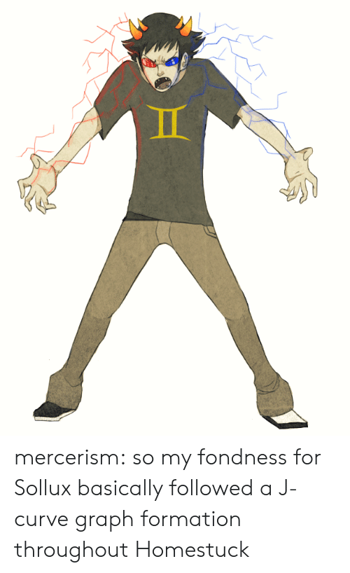Curving: mercerism: so my fondness for Sollux basically followed a J-curve graph formation throughout Homestuck