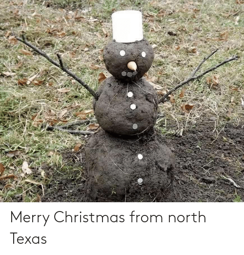 Texas: Merry Christmas from north Texas