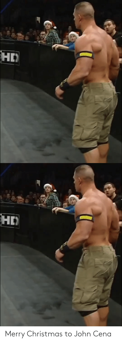 john: Merry Christmas to John Cena