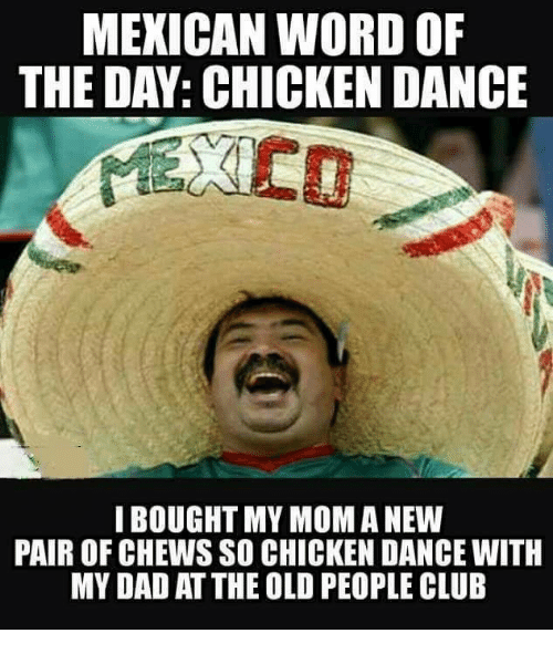 25 best memes about mexican words of the day mexican words
