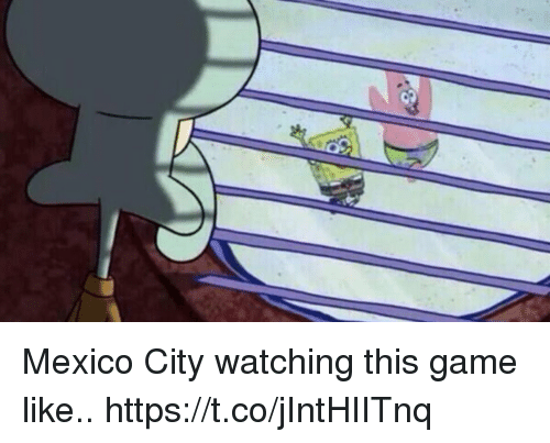 Football, Nfl, and Sports: Mexico City watching this game like.. https://t.co/jIntHIITnq