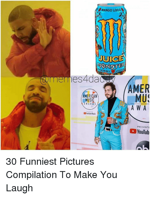 loco: MgMANGO LOCO  NERGY  omen  es4dadC  MUS  A W A  AMERICAN  MUSIC  WARDS  PRESENTE  YouTub 30 Funniest Pictures Compilation To Make You Laugh