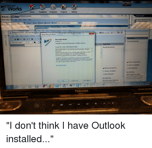 25 Best Memes About Microsoft Works Microsoft Works Memes