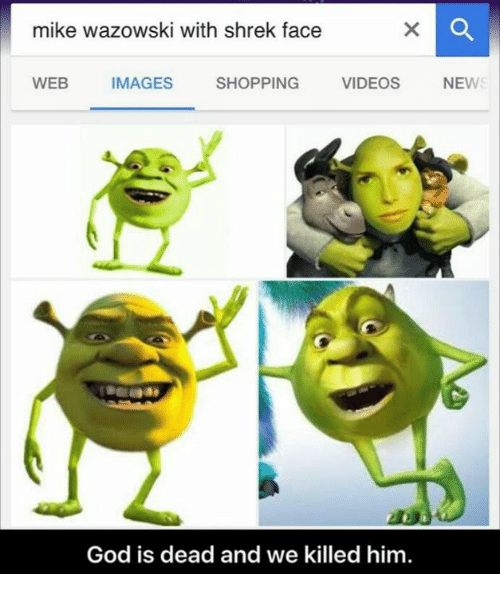 25 Best Memes About Mike Wazowski With Shrek Face Mike Wazowski With Shrek Face Memes