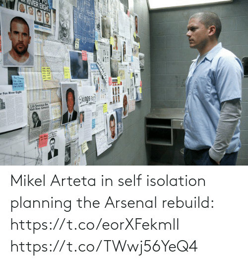 isolation: Mikel Arteta in self isolation planning the Arsenal rebuild: https://t.co/eorXFekmlI https://t.co/TWwj56YeQ4