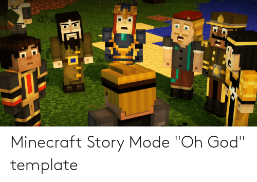 25 Best Memes About Minecraft Story Mode Minecraft Story