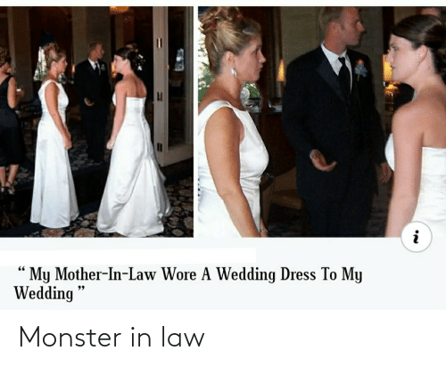 monster: Monster in law