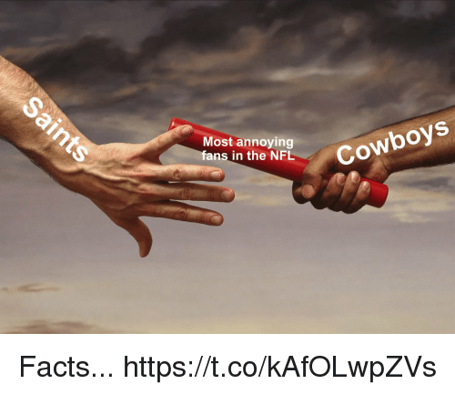 Dallas Cowboys, Facts, and Football: Most annoying  fans in the NFIL  Cowboys Facts... https://t.co/kAfOLwpZVs