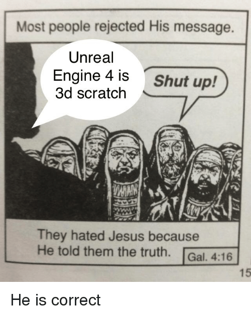 🅱️ 25+ Best Memes About Unreal Engine 4 | Unreal Engine 4