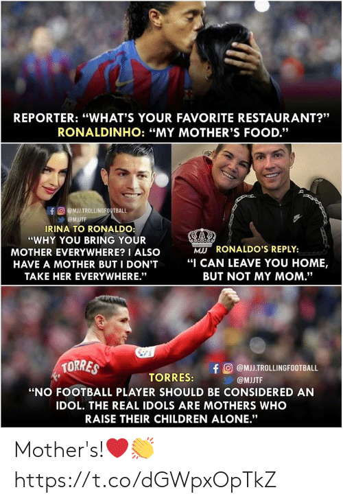 Mothers: Mother's!❤️👏 https://t.co/dGWpxOpTkZ