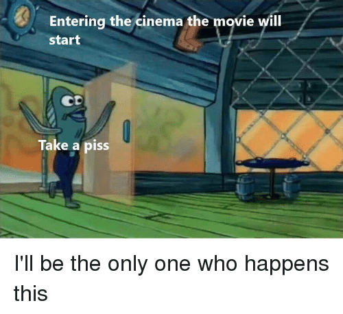 SpongeBob, Movie, and Only One: movie will  Entering the cinema the  start  et  Take a piss