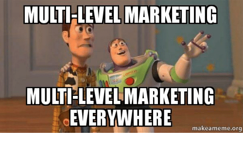 Image result for anti mlm memes