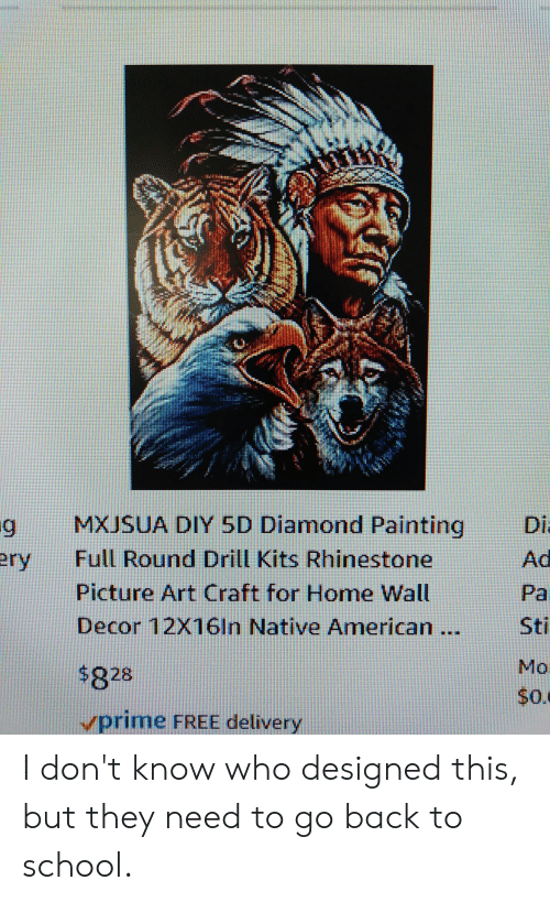MXJSUA DIY 5D Diamond Painting Round Drill Kits Rhinestone Picture Art Craft for Home Wall Decor 12x16In Dragon Purple Rose