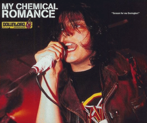 """my chemical romance: MY CHEMICAL  ROMANCE  """"Scream for me Donington!""""  DOunLOAD"""