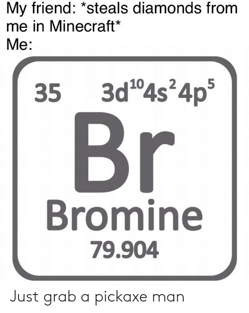 🅱️ 25+ Best Memes About Bromine | Bromine Memes