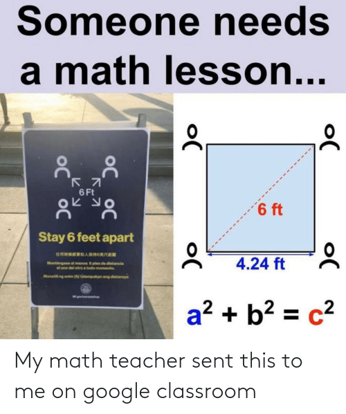 Math: My math teacher sent this to me on google classroom