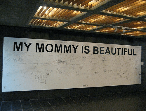 Beautiful, Mommy, and Is Beautiful: MY MOMMY IS BEAUTIFUL