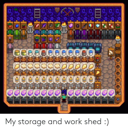 shed: My storage and work shed :)