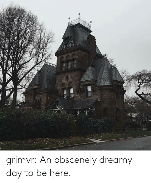 Tumblr, Blog, and Com: NAL grimvr:  An obscenely dreamy day to be here.
