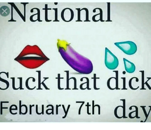 sucking dick all day