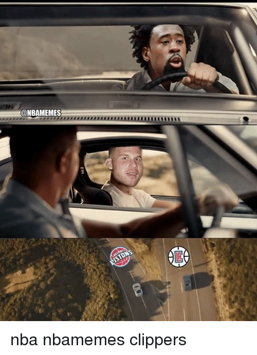 Basketball, Nba, and Sports: @NBAMEMES  9 nba nbamemes clippers